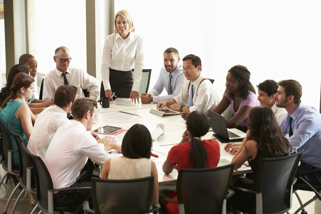 The Importance of Business Meetings