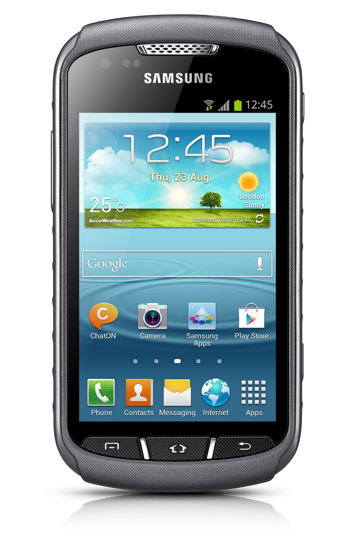 samsung debuts new rugged galaxy smartphone. Black Bedroom Furniture Sets. Home Design Ideas
