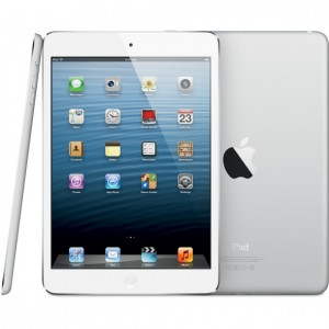 The Best of Mobile Power and Portability Combine to Form the iPad Mini