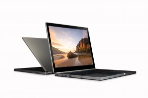 Google Debuts Higher-Priced Chromebook Pixel