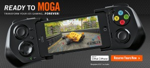 New Moga Ace Power Controller Could Make Mobile Device Gaming Easier