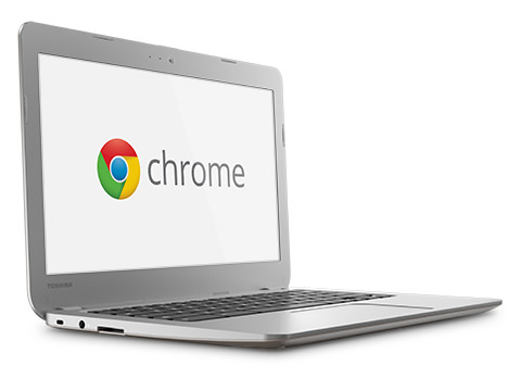 Finally! Toshiba's New Chromebook Comes Out Next Month