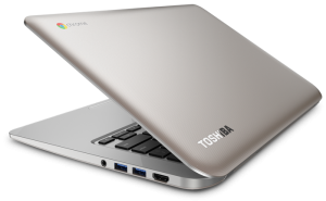 Toshiba's Chromebook Just Got A Lot Better
