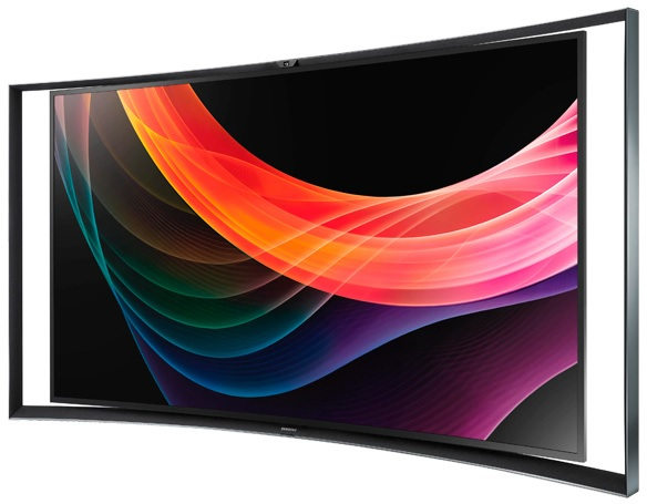 samsung oled curved