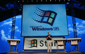 Windows 95 Turns 20, Windows 10 Takes Note