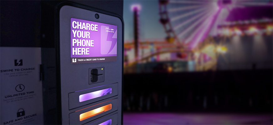 Cell Phone Recharging Station Rentals For Your Event!