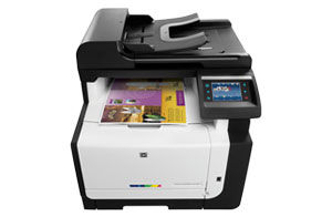 iPad AirPrint Enabled Printer Rentals