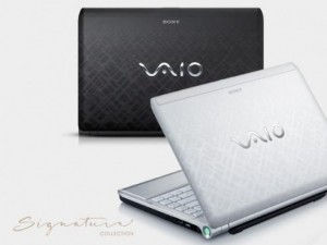 New Custom Built VAIO S Laptops