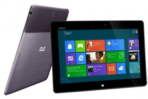 Windows 8 Tablets from Asus to Have iPad Pricing Scheme