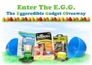 Eggcredible Gadget Giveaway