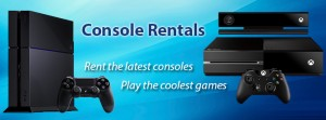 New Xbox One And PlayStation 4 Rentals From Rentacomputer.com