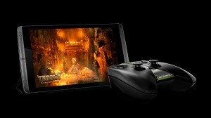 Nvidia Comes Out With Their Own Tablet