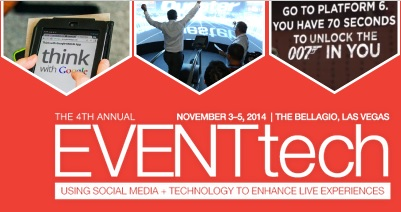 Hey Vegas! Are You Ready For EventTech 2014?