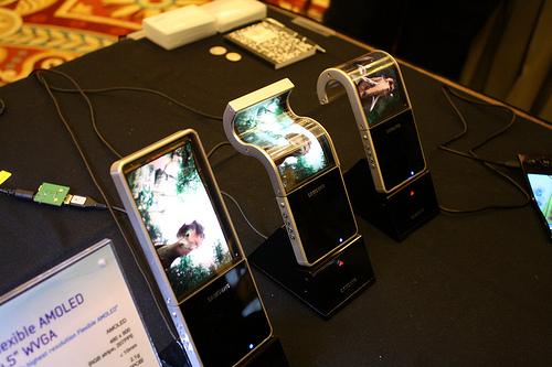 bendable smartphones