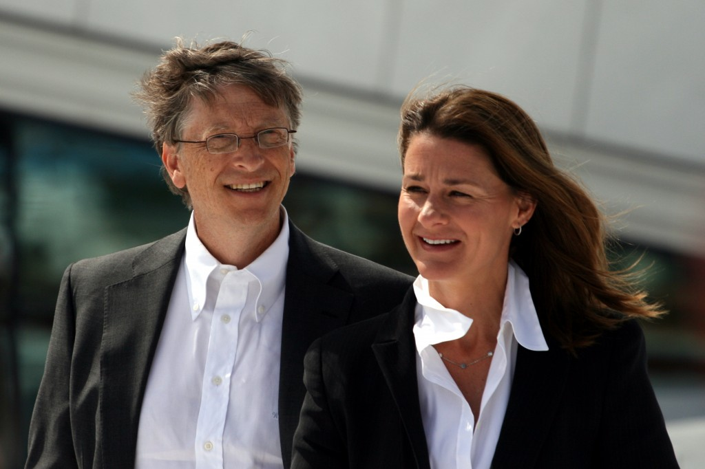 Bill And Melinda Gates Rank #1 Among American Philanthropists