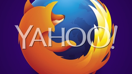 Yahoo To Be The Default Search Engine For FireFox