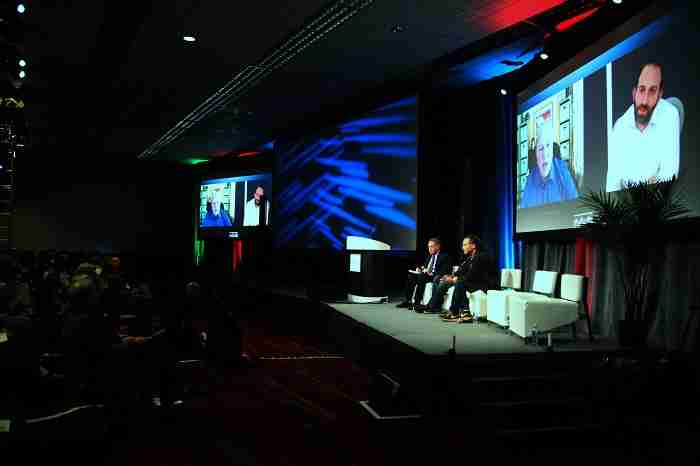 The National Association of Broadcasters 2015 Vegas At A Glance