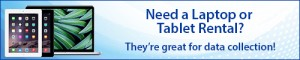 Get a Quote on a Laptop or Tablet Rental for Your Event from Rentacomputer!