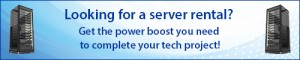 Get a Quote on a Server Rental for Your Business Event from Rentacomputer!