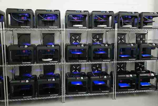 Local Ohio University Buys 31 3D Printers, 3rd In The Country
