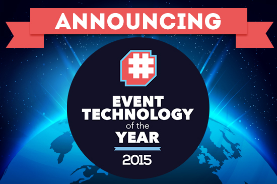 2015's Event Technology of the Year Award