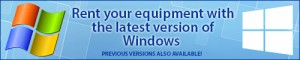 Get a Quote on a Windows Computer Rental for Your Event from Rentacomputer