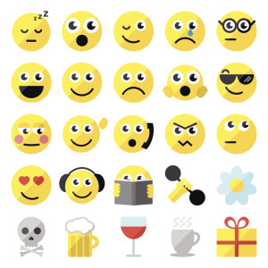 SwiftKey's Most Popular State Emoji Report