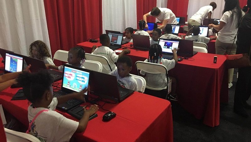 STEM Video Game Development Summer Camp