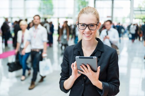 Take Your Job Fair Game to the Next Level with Laptops and Tablets