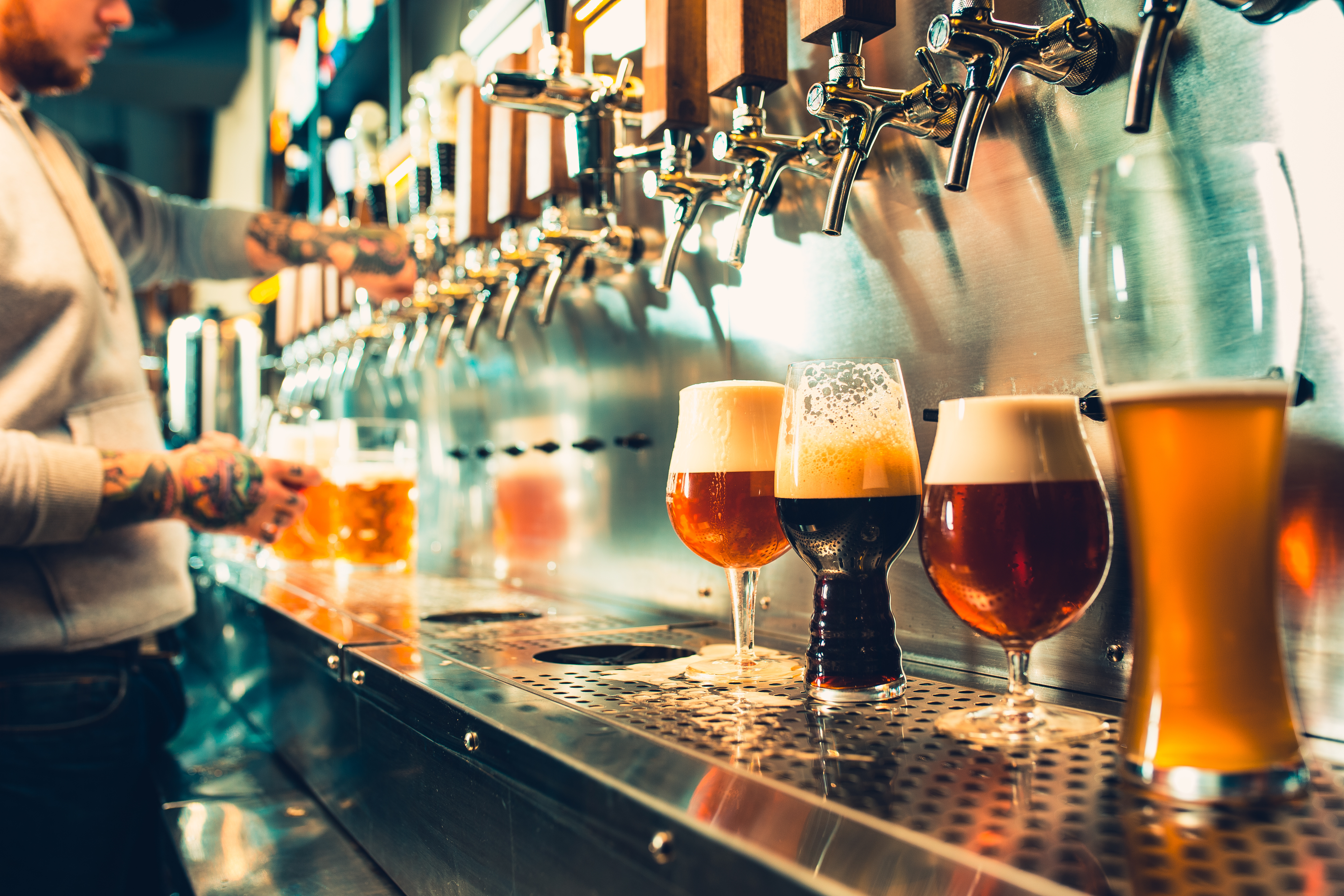 Top Breweries to Visit While at the CMP Conclave in Birmingham