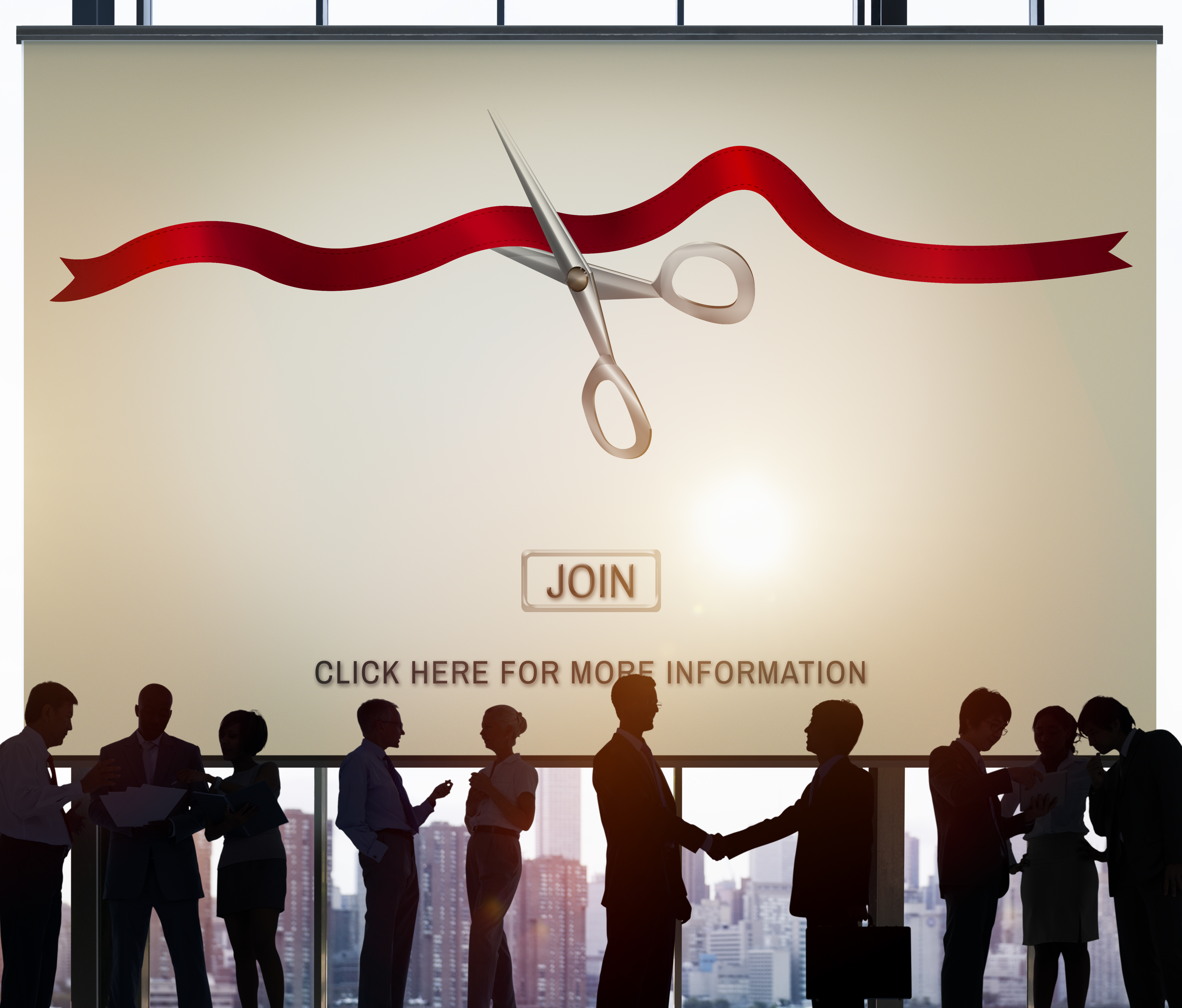 Grand Opening - Business Partners