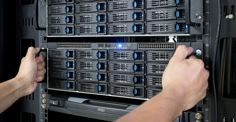 Backup server rental