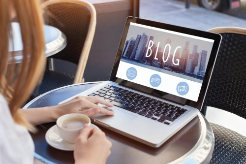 Write blogs using the knowledge of your field