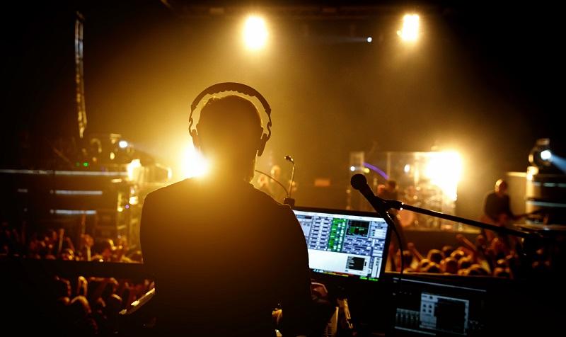 Event production services - concerts