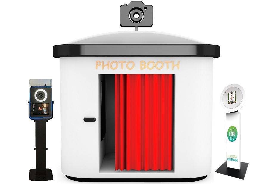 Photo booth rentals, photo kiosk rentals