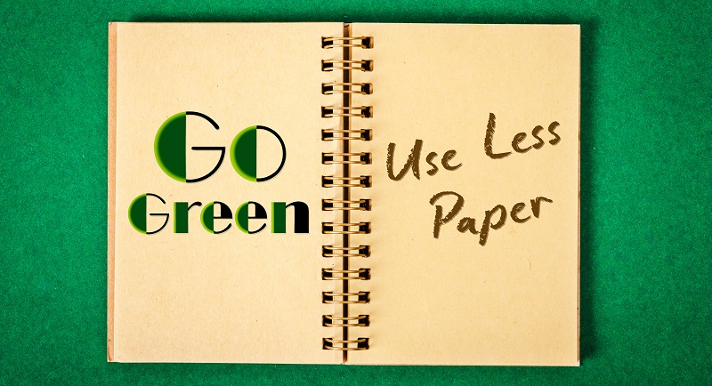 Use less paper by implementing Microsoft Surface Tablet rentals