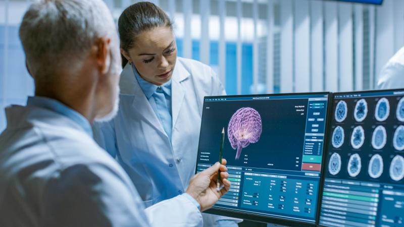 Ray tracing medical application