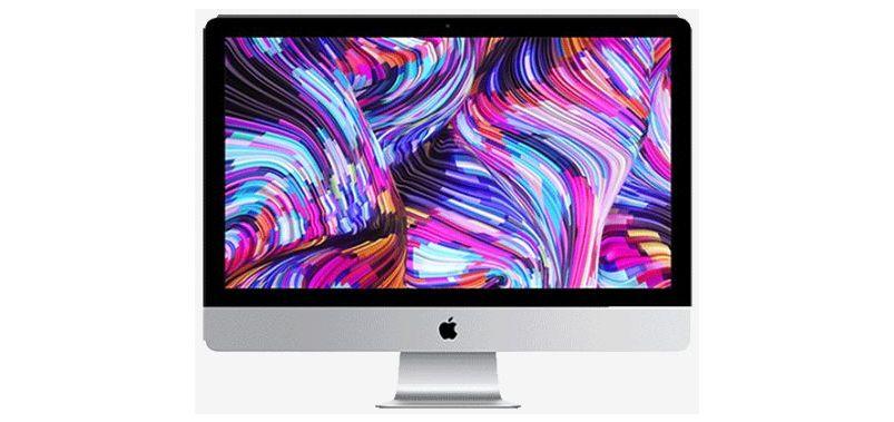 iMac rentals Apple retina display