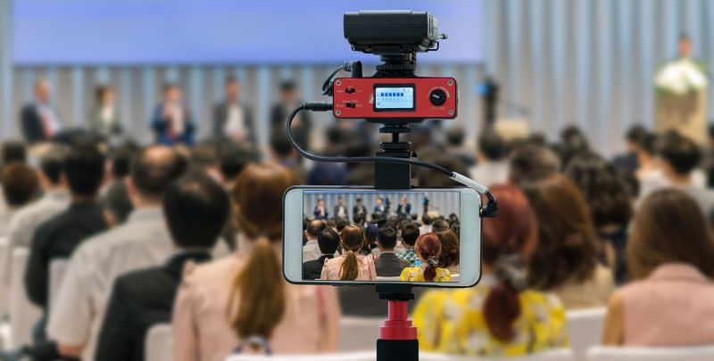 Live-Streaming Options for Meetings