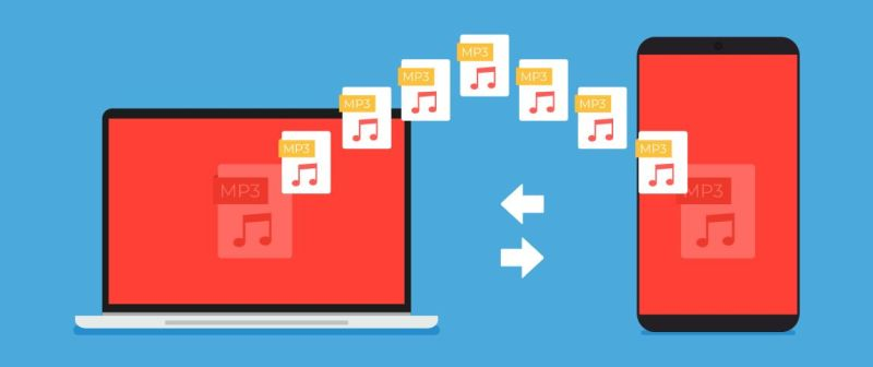 How to transfer files between smartphone and PC