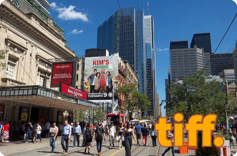 Toronto International Film Festival: TIFF 2020