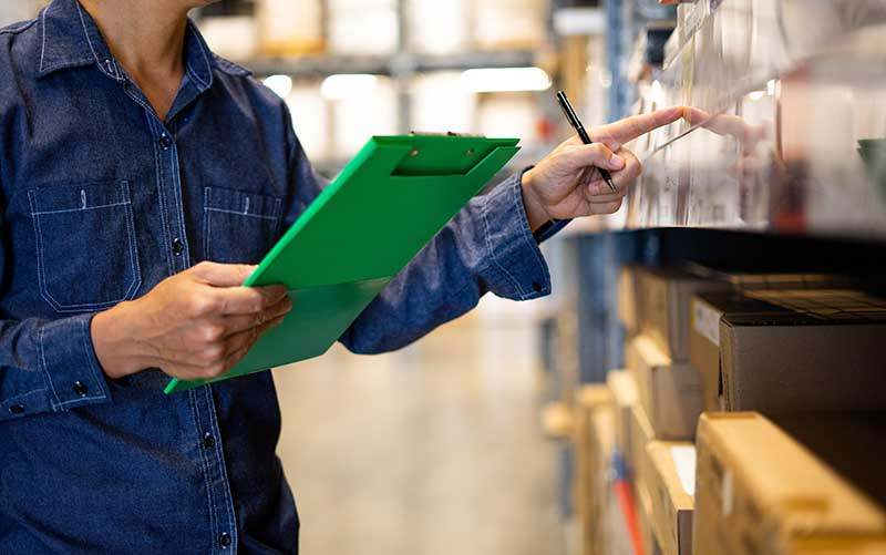 Easy Inventory Counts with Device Rentals