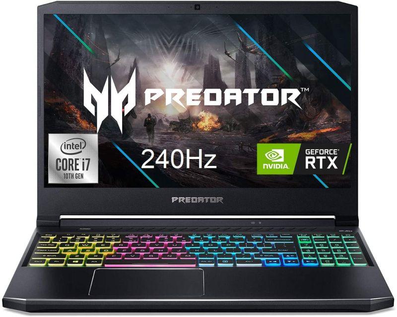 Acer Predator Helios 300 (2020) Review