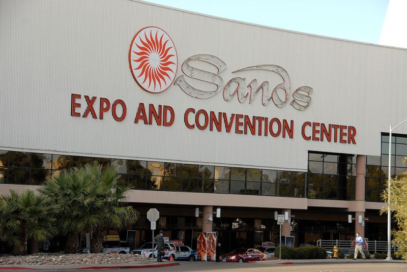 Sands Expo Convention Center rentals