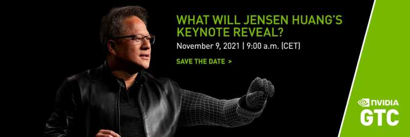 NVIDIA GTC 2021 — The Must-Attend AI Conference