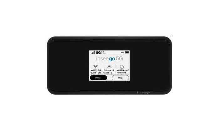 Verizon MiFi M2100 5G UW